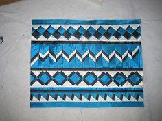 Seminole patchwork strips | Flickr - Photo Sharing!