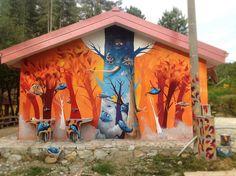 Conheça o trabalho surrealista do brasileiro DMS, urban art de qualidade (1)