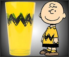 Charlie Brown Pint Glasses for you, @Michelle Faas Manderscheid
