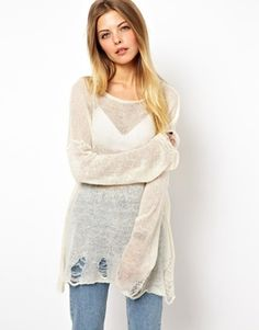Asos. Slouch knit