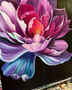 Peonies, Paintings, Floral, Flowers, Fun, Instagram, Paint, Painting Art, Painting