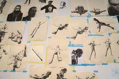 "Exposición ""Daniel G. Andújar. Sistema operativo"". en el Museo Reina Sofía de Madrid. #ArteContemporáneo #ContemporaryArt #Art #Arte #spanishartists #artistasespañoles #Arterecord 2015 https://twitter.com/arterecord"
