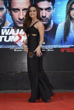 Sana Khan at Wajah Tun Ho promotions on 2nd Dec 2016 / Sana Khan - Bollywood Photos