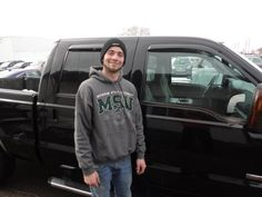 Congratulations to Dylan Paksi on his purchase of a new Ford F250 Super Duty. A BIG thanks from the Auto Group! We really appreciate the opportunity to earn your business and hope you enjoy your new truck.