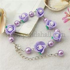 Fashion Link BraceletsBJEW-JB00506-04-1