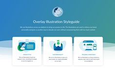 We use illustrations across our platform to bring our product to life. The illustrations are used to enforce our brand personality and gives us another way to educate our users without overpowering them with too much content