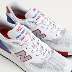 New Balance 998 National Pack New Balance 998, Blue Grey