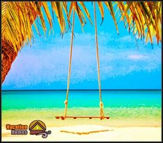 What a place to enjoy the rest of the day! #tropicalbeach #endoftheday #enjoy
