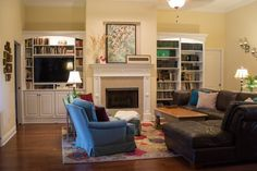 Apartment Therapy Blogger Style: Shifrah's Own Living Room