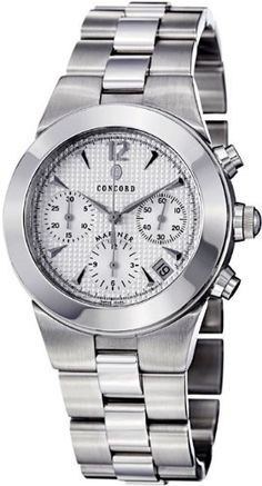Concord Mariner Mens Wristwatch 0310107