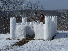 LOL: 11 Fun Things To Do in the Snow Besides Building a Snowman