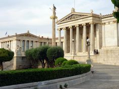 TRAVEL'IN GREECE I Academy, #Athens, #Attica, #Greece