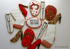 Foot Surgery Cookies