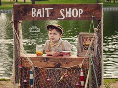Gone Fishin' With This Adorable Wooden Stand (Also used for Lemonade, Fireworks, Etc.) – Crafting While Adulting Cute Kids Photography, Photography Mini Sessions, Photography Themes, Photo Sessions, Mini Session Themes, Holiday Mini Session, Fall Mini Sessions, Kids Lemonade Stands, Firework Stands