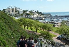 TIS is situated in Torquay, a bustling seaside town in Torbay, Devon.