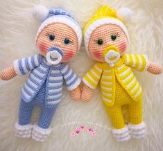 Crochet Animal Patterns, Stuffed Animal Patterns, Crochet Patterns Amigurumi, Amigurumi Doll, Crochet Dolls, Crochet Baby, Free Crochet, Crocheting Patterns, Cute Sheep