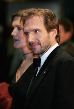 Sophie Fiennes and brother actor Ralph Fiennes