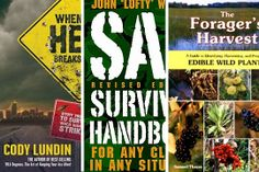 10 Must Have Survival & Preparedness Books - Preparing For SHTF