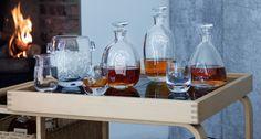Olaf, Lars & Sven drinkware collection, LSA International