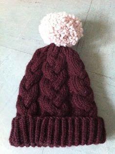 prochain bonnet à tricoter