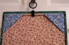 Tip and tutorial for hanging quilted projects!!