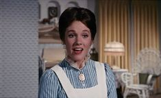 Julie Andrews Mary Poppins, Walt Disney Pictures