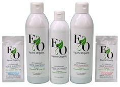 pH-balanced Organic Chamomile Horse Shampoo & Detangler