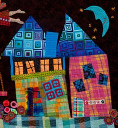 I love Mary Lou Weidman's work!