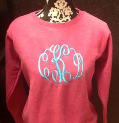 Monogram Sweatshirt