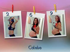 Gestação de Calebe
