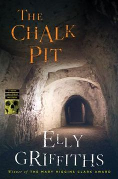 The Chalk Pit / Elly Griffiths. This title is not available in Middleboro right now, but it is owned by other SAILS libraries. Follow this link to place your hold today!