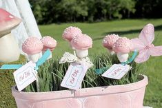 Hostess with the Mostess® - Shabby Chic Alice in Wonderland