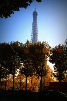 paris in the fall....