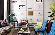 The Peak of Tres Chic: Fabric Crush: Scalamandre Le Tigre