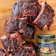 If you like barbecue you're gonna love these Smoked Honey Garlic Ribs. They're smoked low and slow and glazed with a sauce you have to try Garlic Ribs Recipe, Honey Garlic Ribs, Honey Garlic Sauce, Smoked Meat Recipes, Rib Recipes, Game Recipes, Recipes Dinner, Keto Recipes