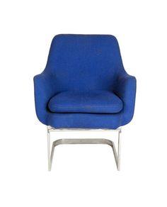 TOBI FAIRLEY'S PICK - Milo Baughman Chair Club Chair - $1100.