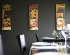 Saigon's service at its Cape Town restaurant is good and friendly, and though some dishes are standouts, others are disappointing.
