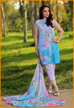 Sonia Azhar Summer Lawn Collection 2016 With Price  Sonia Azhar Summer Lawn Collection 2016 With Price http://www.shebeauties.com/sonia-azhar-summer-lawn-collection-2016-price.html  #SoniaAzhar #DressesDesigns #Embroidered #Summer #Dresses