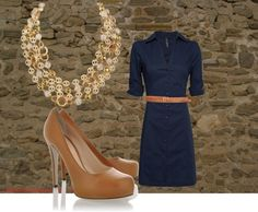 professional dress by farmgirl4593 on Polyvore