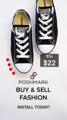 Putting together the perfect back to school outfit on a budget? Install Poshmark today to get the trendiest items at a discount.