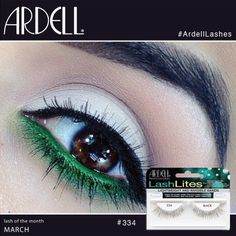 March Lash of the Month- Lash Lites #334