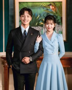 ManChan Couple😍😍😍❤️Perfect together ❤️❤️ . New Korean Drama, Korean Drama Movies, Korean Dramas, Korean Actresses, Korean Actors, Actors & Actresses, Korean Star, Korean Girl, Celebrity Couples