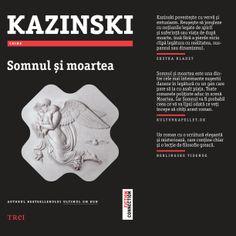 Somnul și moartea - Kazinski A. Science Fiction, Ebooks, Reading, Romania, Connection, Sci Fi, Reading Books