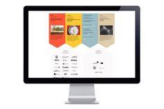 Projective Space Website / RoAndCo Studio