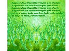 ANGELES DE LUZ CELESTIAL .