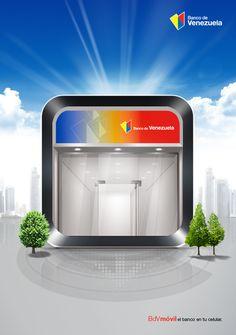 Aplicación BdV Móvil desarrollado para El Banco de Venezuela 2