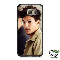 1d Louis Tomlinson Samsung Galaxy S7 Edge Case