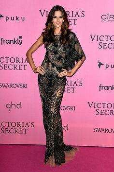 All The Looks From The Victoria's Secret After Party - Victoria's Secret Fashion Show London - Elle