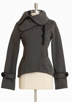 Eden Warmth Jacket by Three Stones. I just wish it wasn't gray...everything I own is gray already.