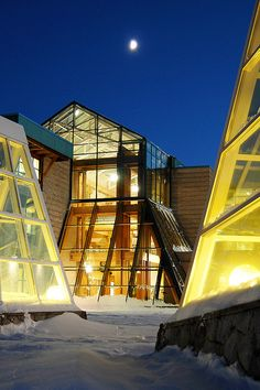 Evening spectacular by UNBC, via Flickr. #unbcNE